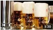 Как правильно разливать пиво